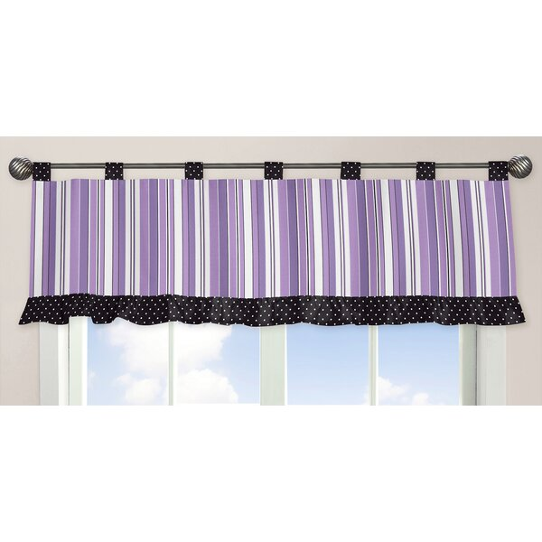 Kaylee 84 Curtain Valance by Sweet Jojo Designs
