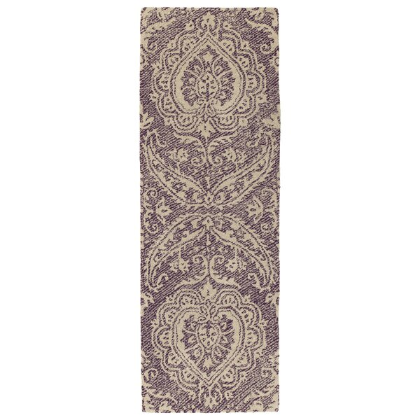 Crown Point Handmade Purple Indoor/Outdoor Area Rug by Ophelia & Co.