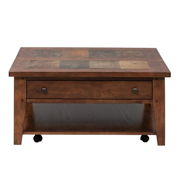 Warfel Occasional Coffee Table with Lift Top by Charlton Home Charlton Home