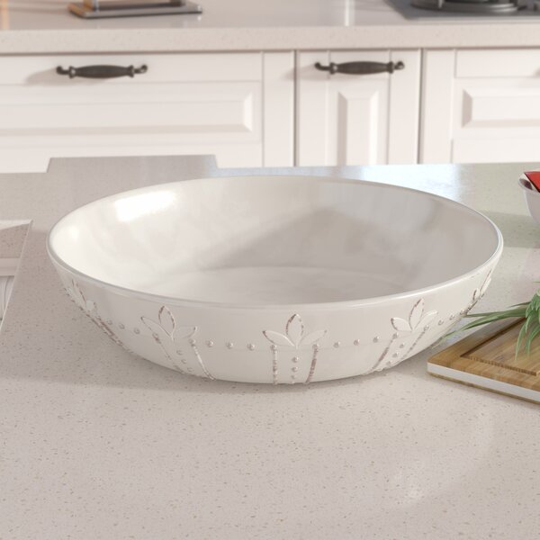 Genesee 120oz Large Pasta Bowl by Lark Manor