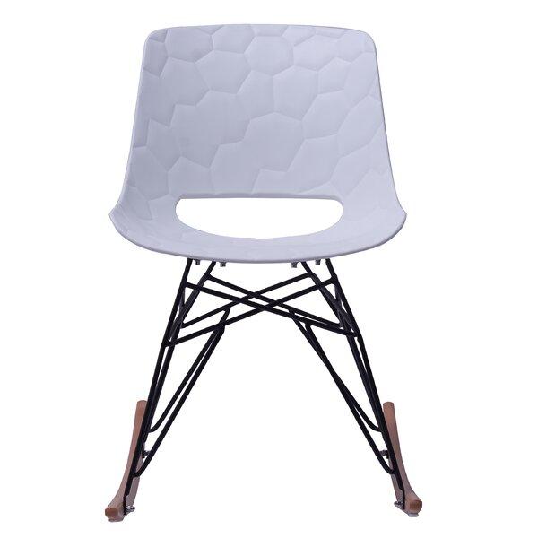 Aditya Rocking Chair by Langley Street