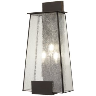 Compare & Buy Blecha 3-Light Outdoor Flush Mount By Wrought Studio