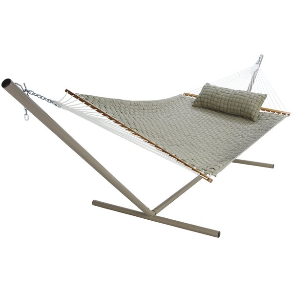 Cullompt Double Tree Hammock by Freeport Park
