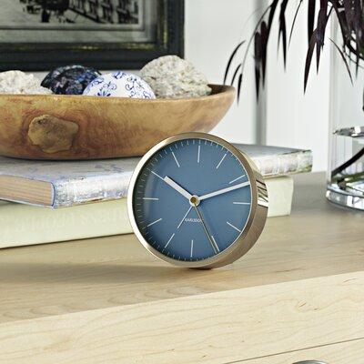 Tischuhr Minimal | Dekoration > Uhren > Standuhren | Karlsson