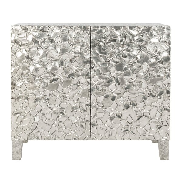 Smithers Metal Accent Chest by Rosdorf Park