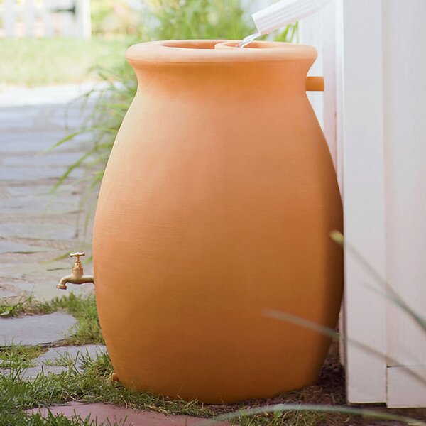 50 Gallon Rain Barrel by Algreen