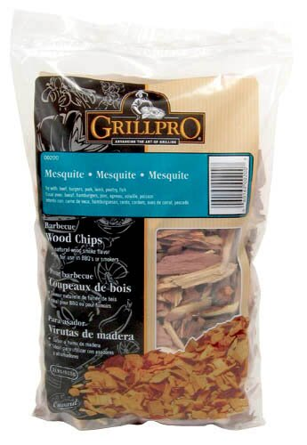 Hickory BBQ Flavored Wood Chip by Grillpro