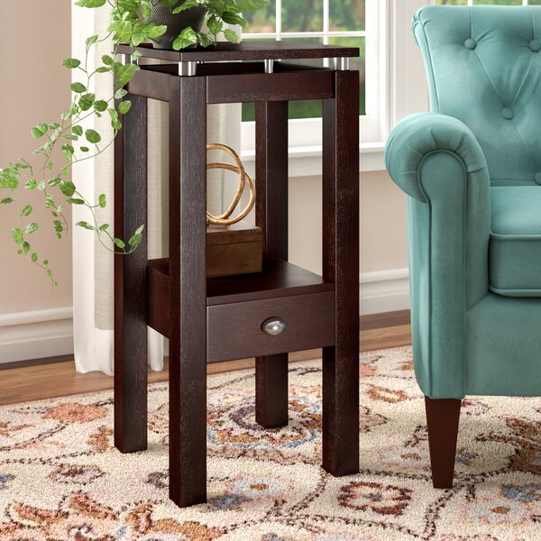 Porterdale Multi-Tiered End Table by Zipcode Design