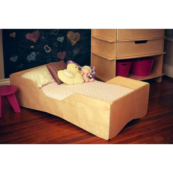 Ossett Toddler Bed by Harriet Bee