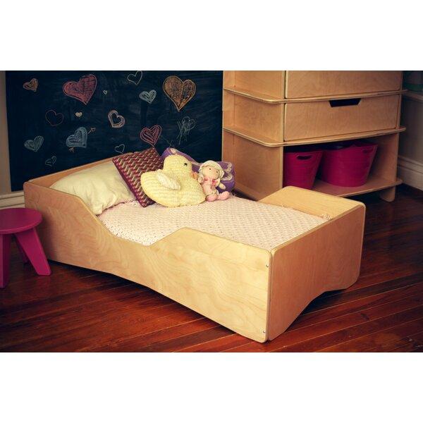Ossett Toddler Bed by Harriet Bee