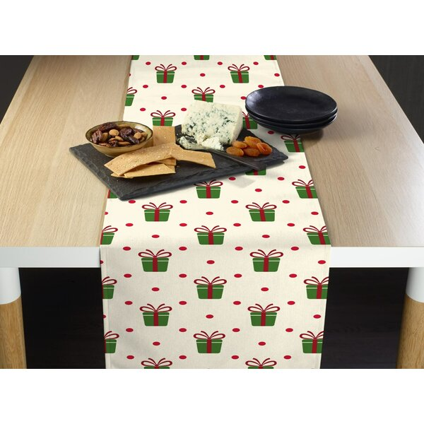 Engler Christmas Gifts Table Runner by The Holiday Aisle