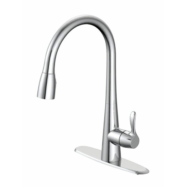 Touch Bar Faucet by Oakbrook Collection