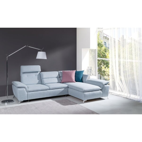 Review Honoria Sleeper Sectional