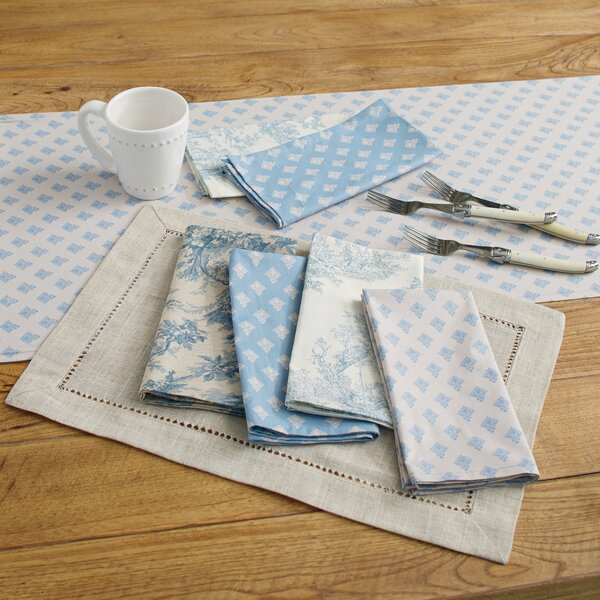 Marcy Linen Placemats (Set of 6) by Birch Lane™