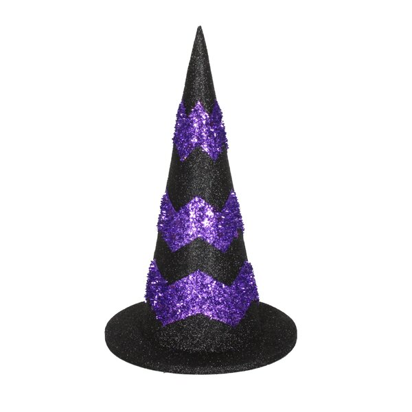 Witch Hat (Set of 2) by Queens of Christmas
