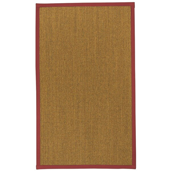 Halsted Hand-Woven Beige Area Rug