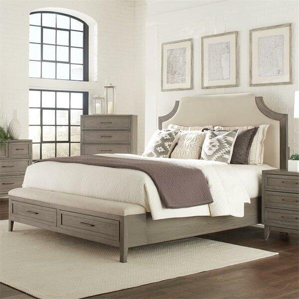 Karpinski Upholstered Storage Standard Bed by Three Posts