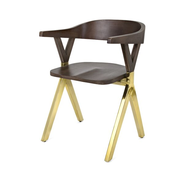 Calkins Dining Chair by Ivy Bronx