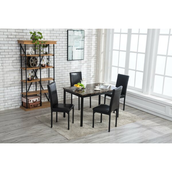 Andreana Dining Set by Red Barrel Studio