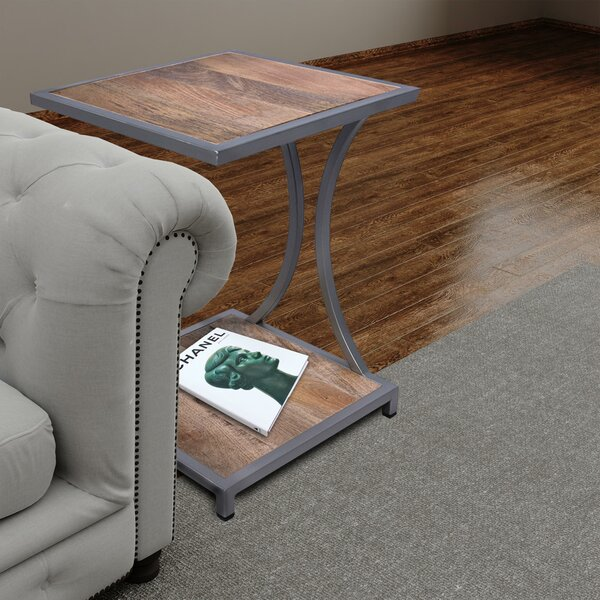 Eakins End Table By Gracie Oaks