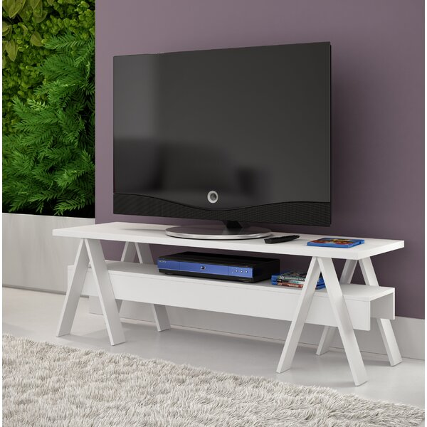 Marlboro 53.15 TV Stand with 1 Lower Shelf by George Oliver
