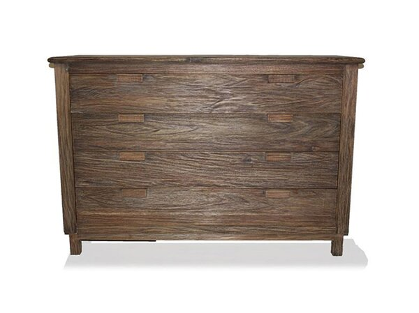 Kenosha 4 Drawer Dresser by Bloomsbury Market