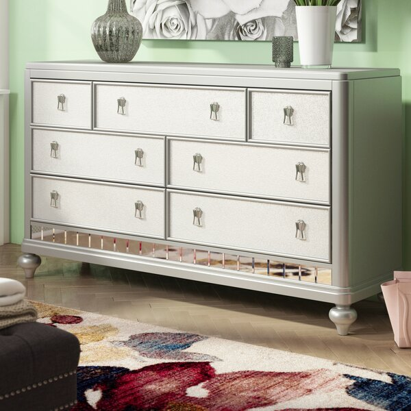 Desirat 7 Drawer Dresser by Willa Arlo Interiors