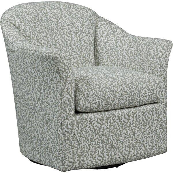Swivel Barrel Chair by Fairfield Chair