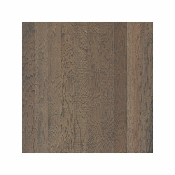 Hillsdale 5 Engineered Hickory Hardwood Flooring in Ash by Shaw Floors