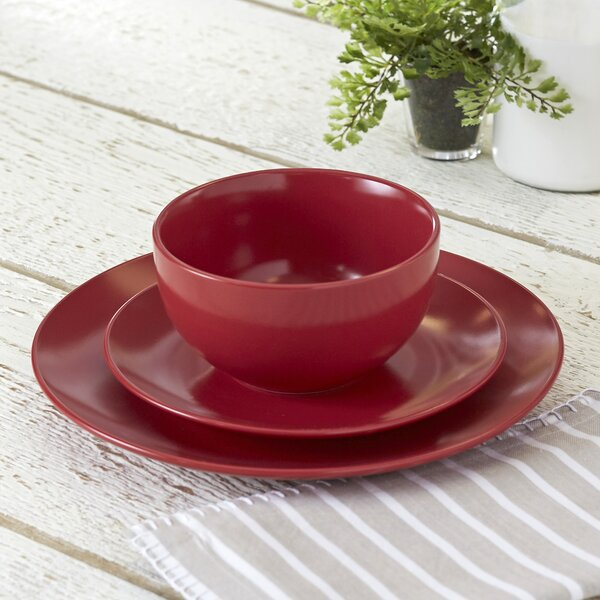Wazee Matte 16 oz. Cereal Bowl (Set of 6) by Ten Strawberry Street