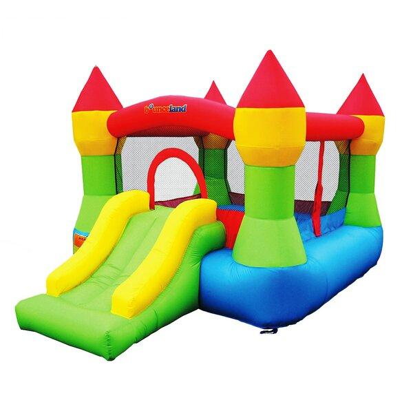Castle Hoop Bounce House by Bounceland