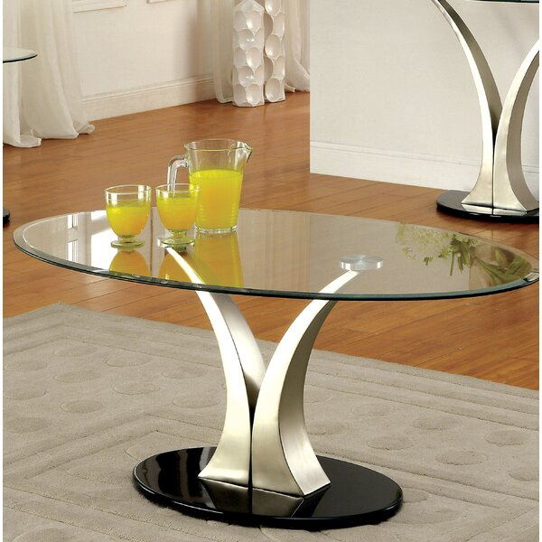 Feemster Coffee Table by Orren Ellis