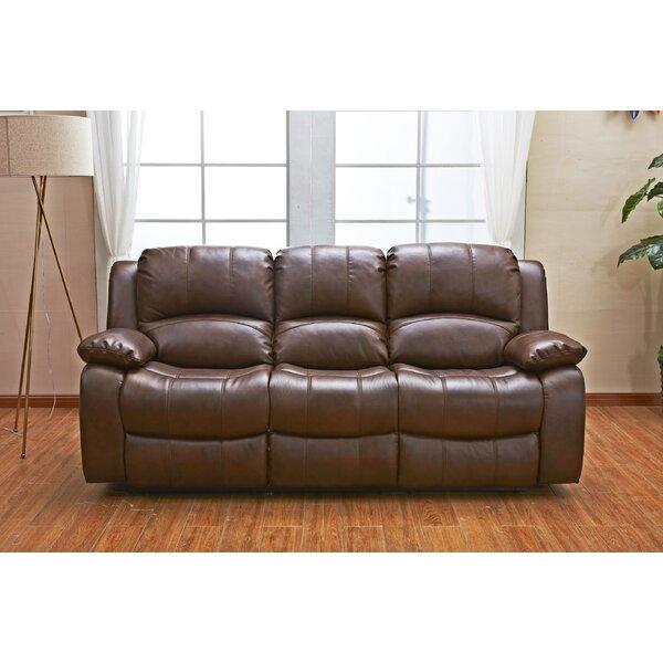 Germania Reclining Sofa by Red Barrel Studio