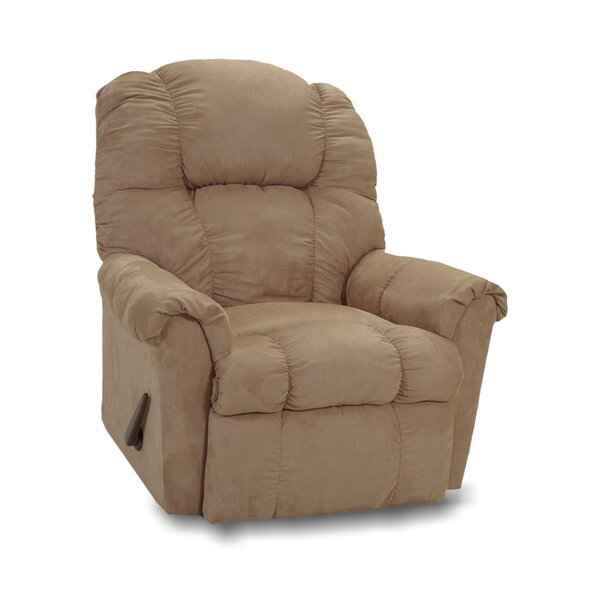 Shawnee Manual Rocker Recliner by Alcott Hill