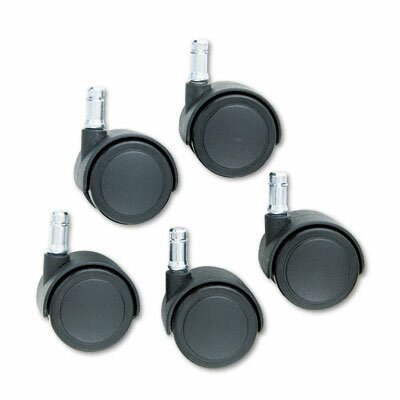 Safety Casters (Set of 5) by Master Caster Company