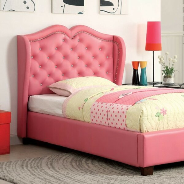 Lafollette Upholstered Platform Bed by House of Hampton