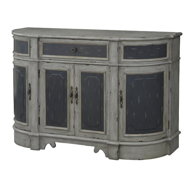 Odonnell Rustic Accent Cabinet by Bloomsbury Market