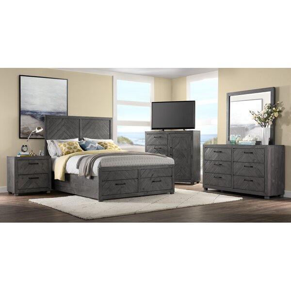 Diane Panel Configurable Bedroom Set by Gracie Oaks