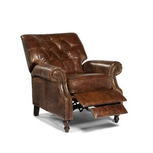 Philip Leather Recliner by Lazzaro Leather