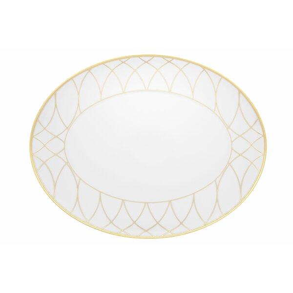 Terrace Large Oval Platter by Vista Alegre