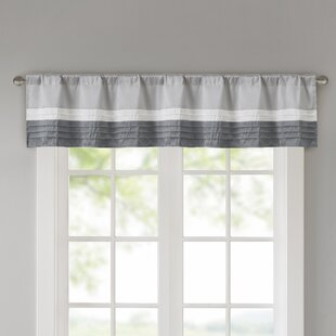 Striped Valances Kitchen Curtains
