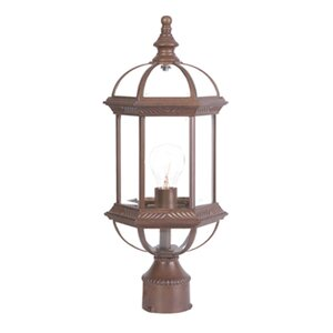 Grenville Outdoor 1-Light Lantern Head