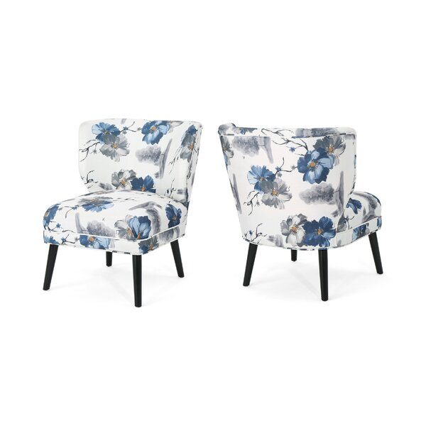 Macaluso Side Chair (Set of 2) by Red Barrel Studio