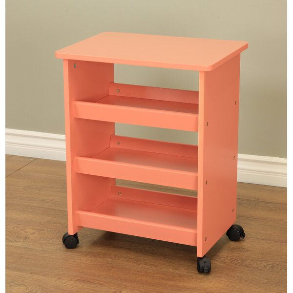 All Purpose Rolling End Table by Mega Home Mega Home