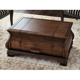 Kaya Bombe Coffee Table Trunk World Menagerie