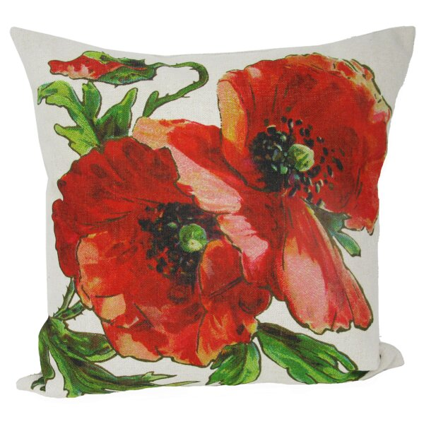Patridge Vintage Poppy by Winston Porter
