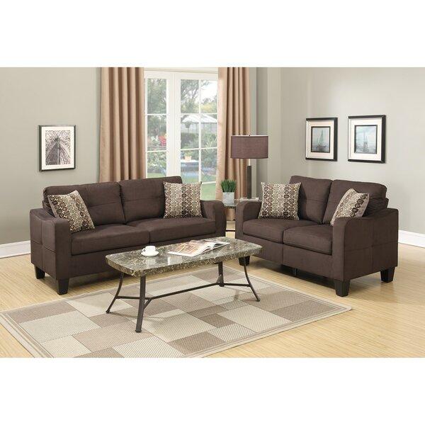 Peringer 2 Piece Living Room Set by Red Barrel Studio