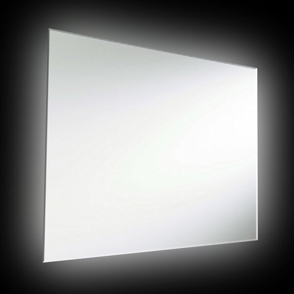 Indi Backlit Accent Mirror by Orren Ellis