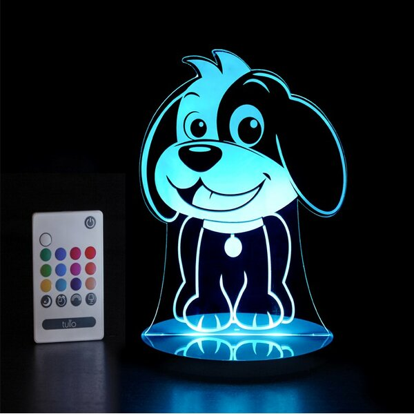 Dog Night Light by Tulio Dream Lights