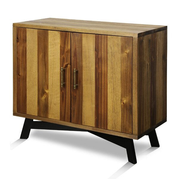 Dungan 2 Door Cabinet by Brayden Studio